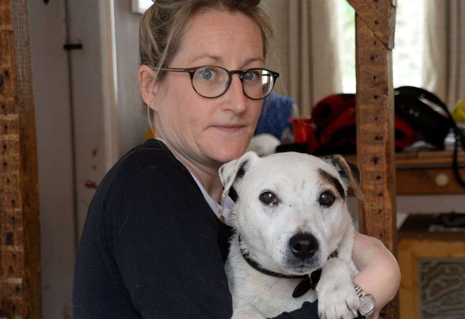 Terrified pets enduring days of firework misery in village