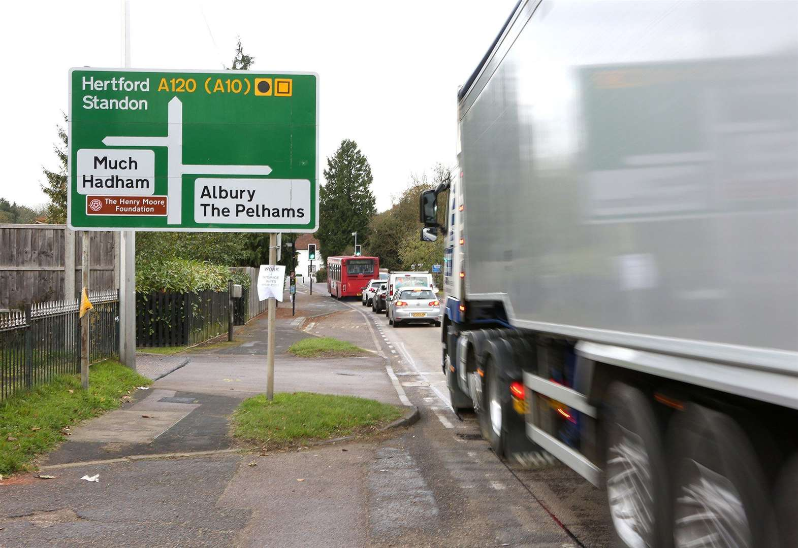 Green light for £40m Little Hadham bypass as Government confirms funding
