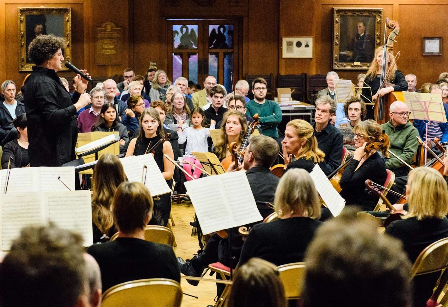 'Tchaikovsky's Sixth' concert to give audience the inside line on Bishop's Stortford Sinfonia