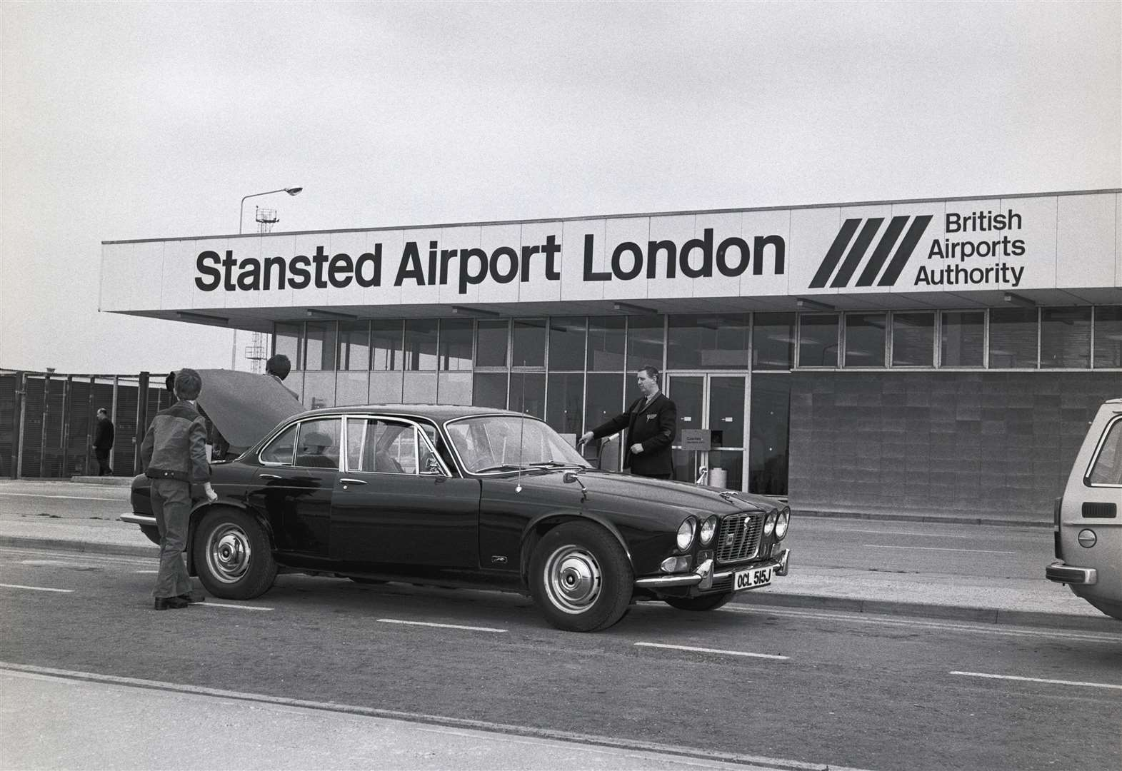 Time flies – Stansted Airport's history in pictures