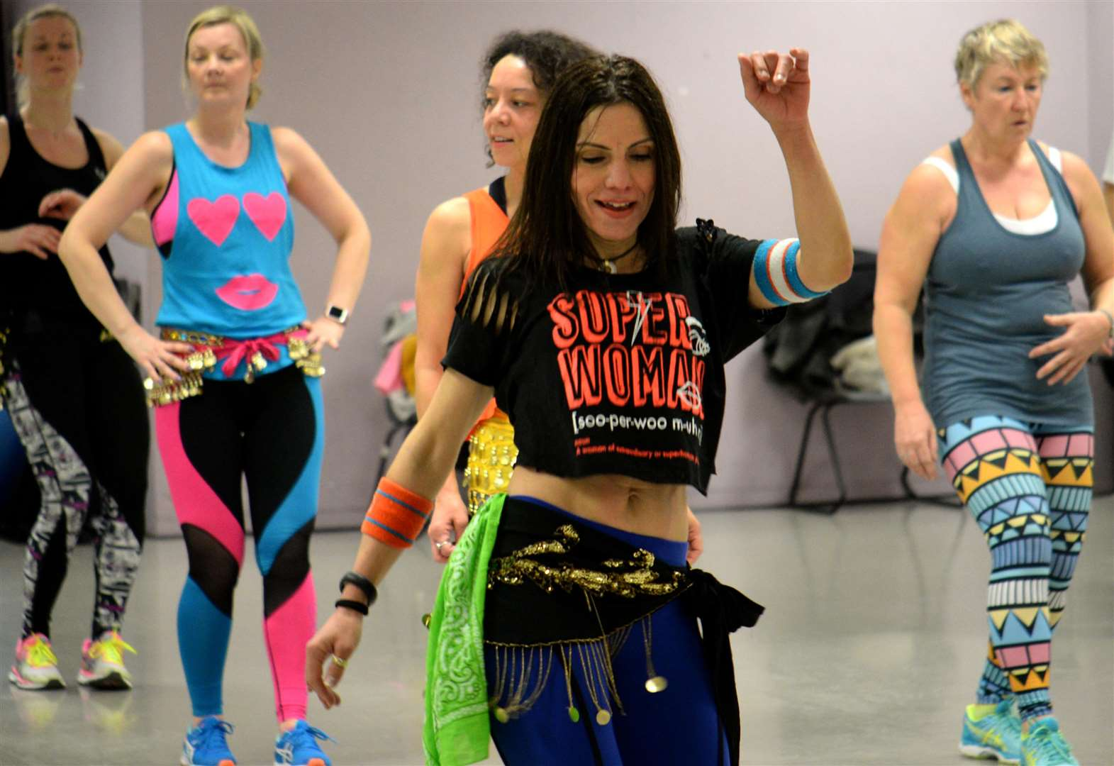 Inspirational Isamar Martins is fit to be crowned Zumba queen