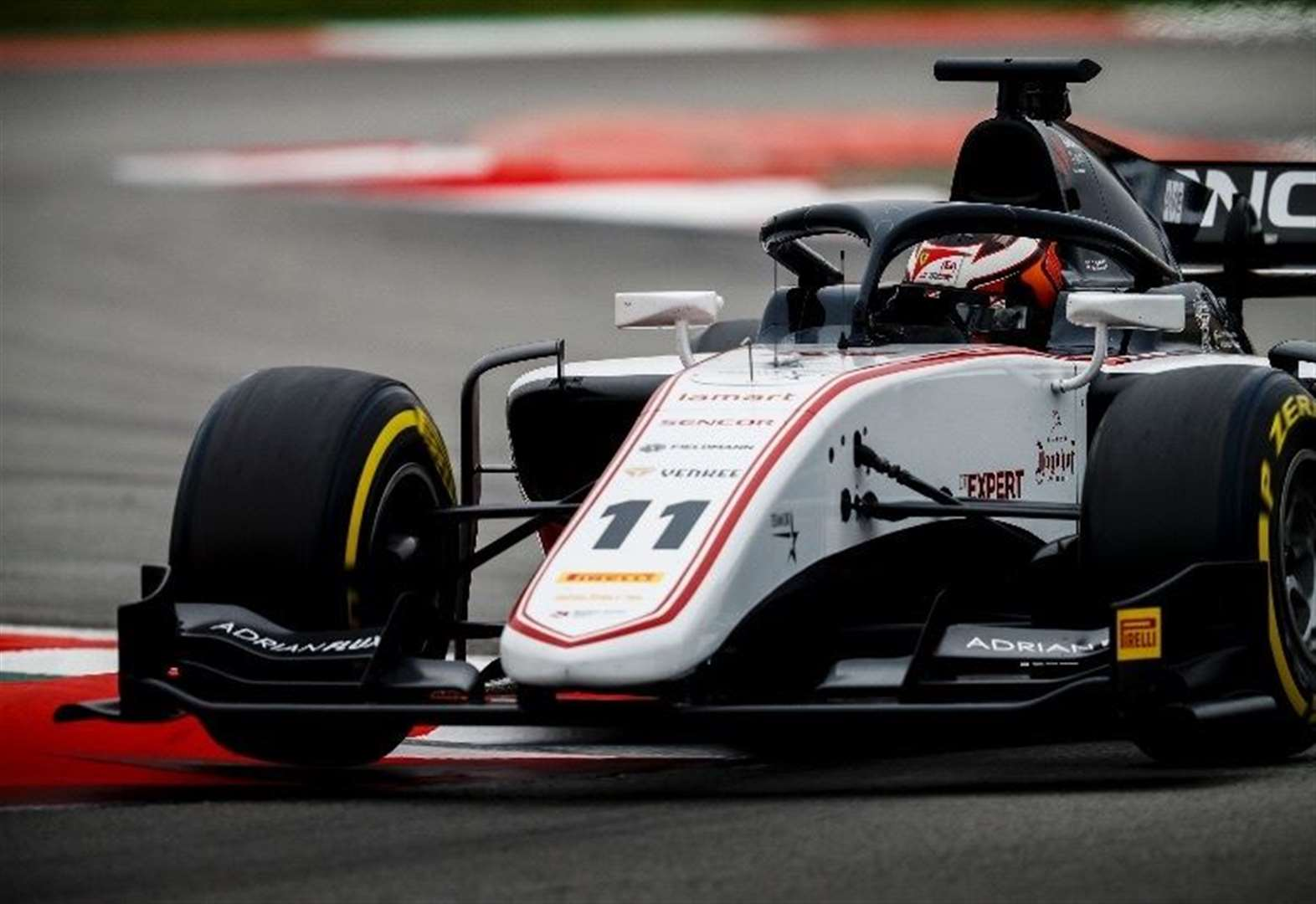 A brace of top-10 finishes for Ilott around the Hungaroring
