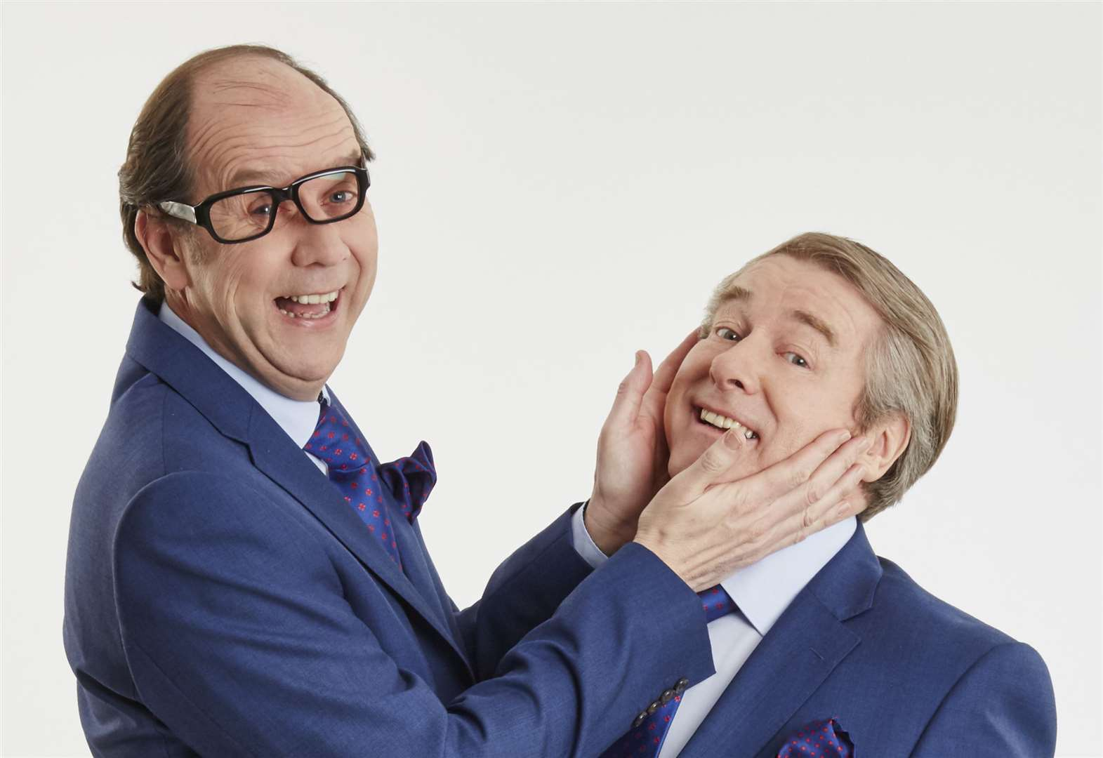Bring me sunshine: Morecambe and Wise homage comes to Rhodes