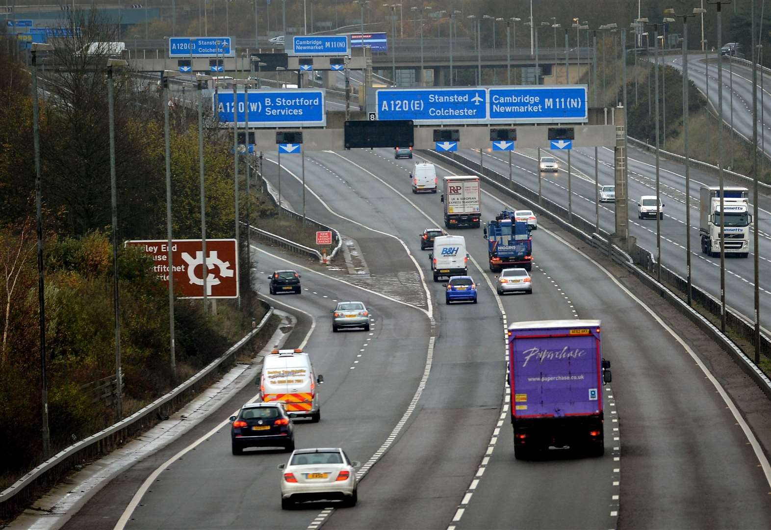 MP Mark Prisk calls for end to M11 motorway mayhem