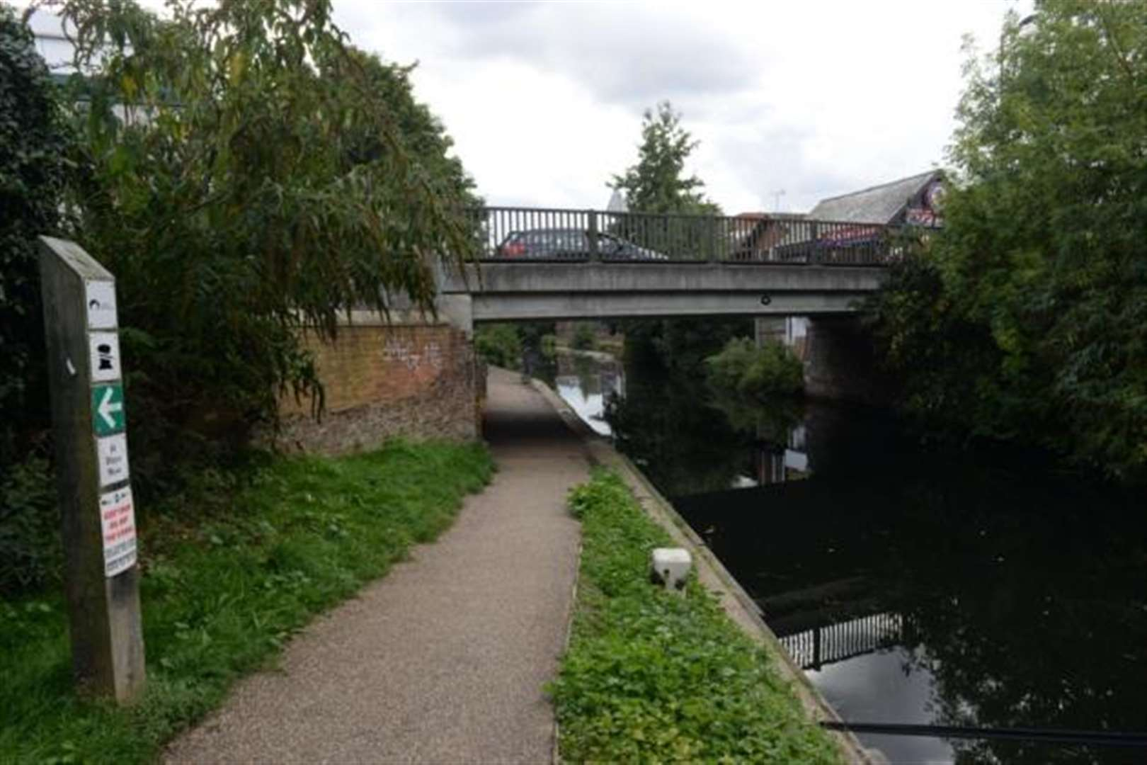 County allays concerns about Stortford bridge plans