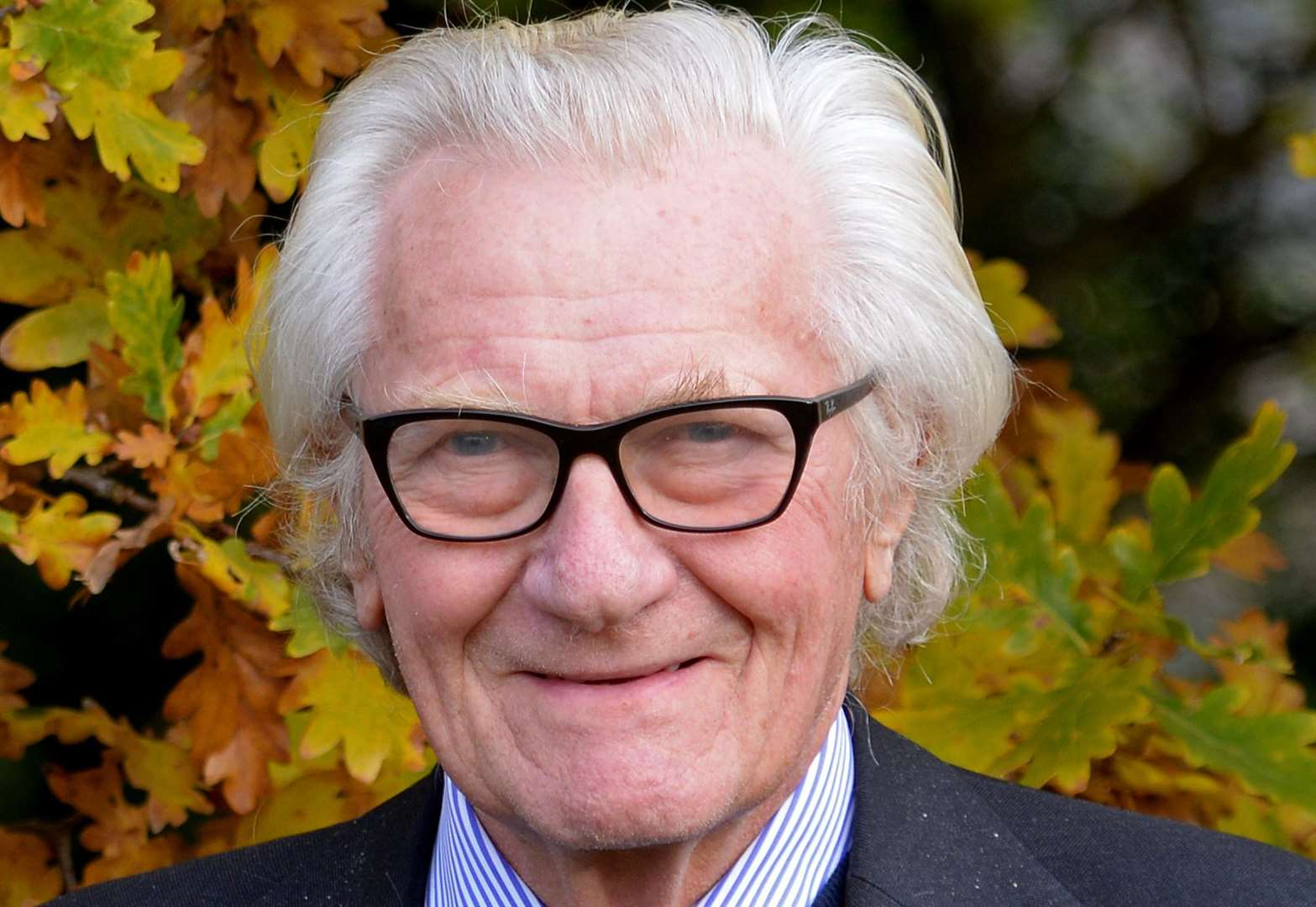 Conservative grandee Michael Heseltine tells Stortford students: 'Your generation will reverse Brexit'