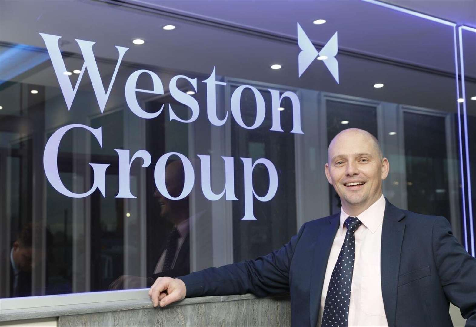 Former handyman to oversee growth of Weston's business centres