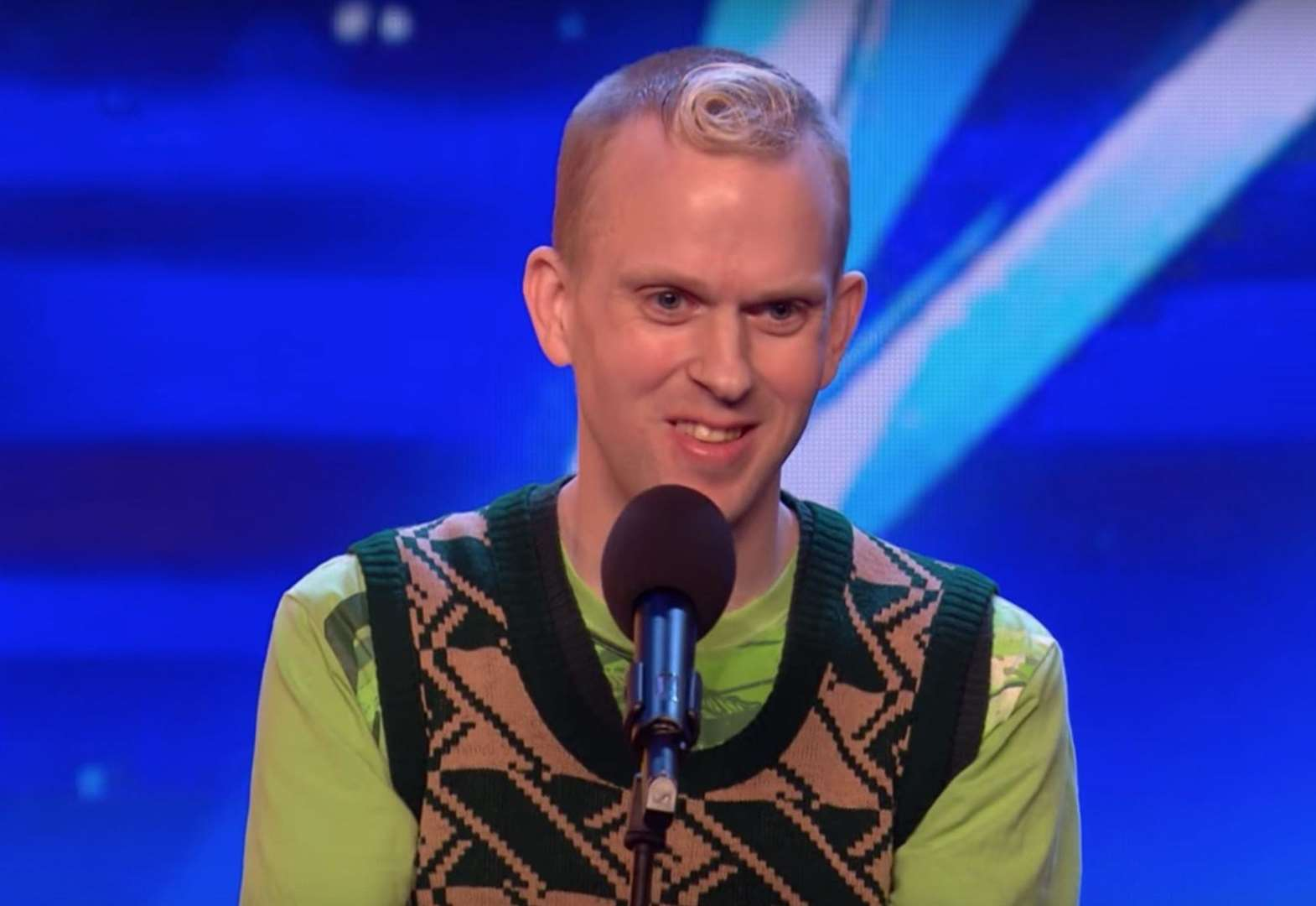 Britain's Got Talent star Robert White to perform in Bishop's Stortford