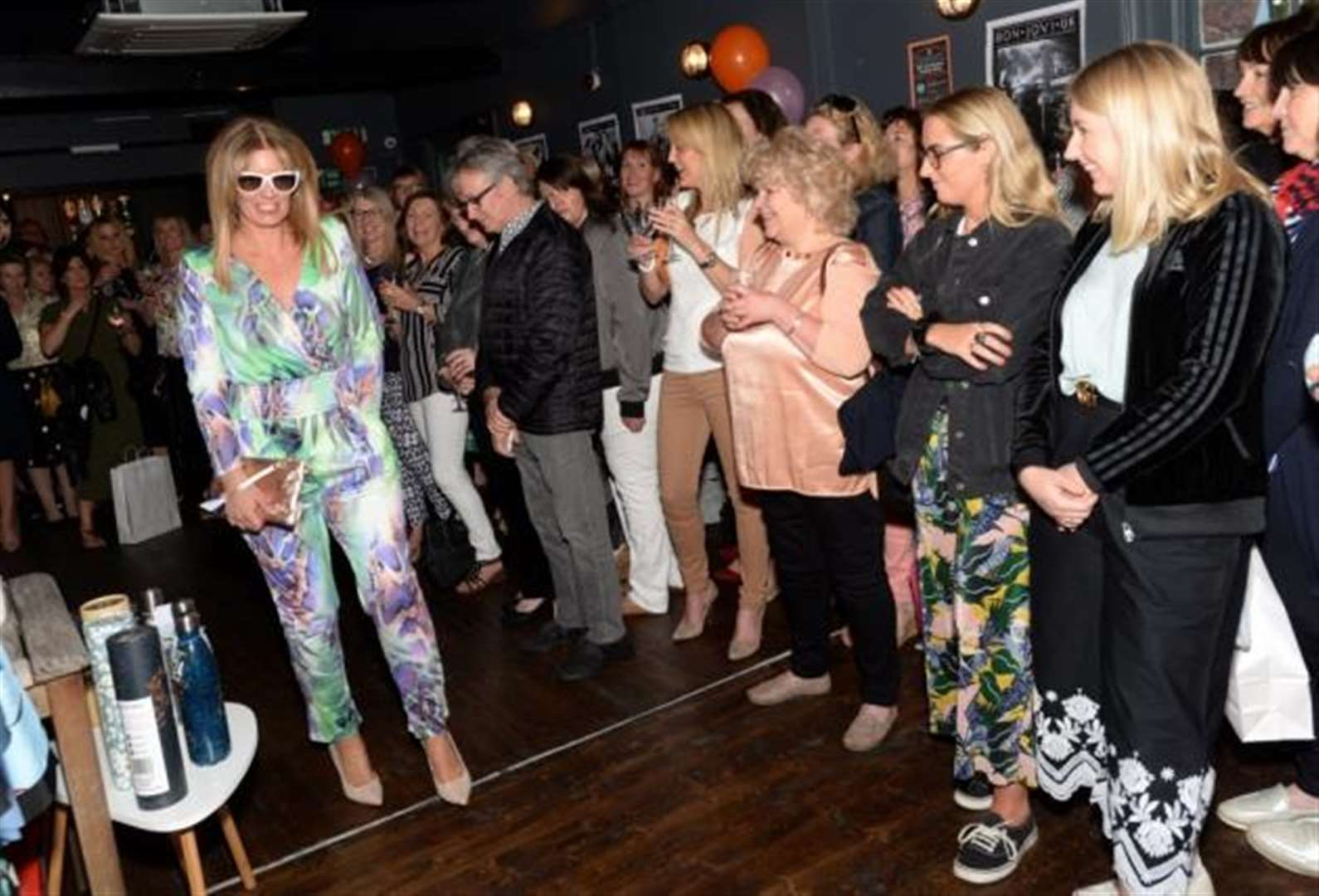 Friends of fashion: show marks Friends Dress Agency's 20 years in business