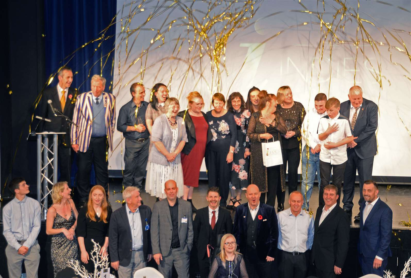 The 2019 Indies community awards winners and Highly Commended recipients at South Mill Arts (52125243)