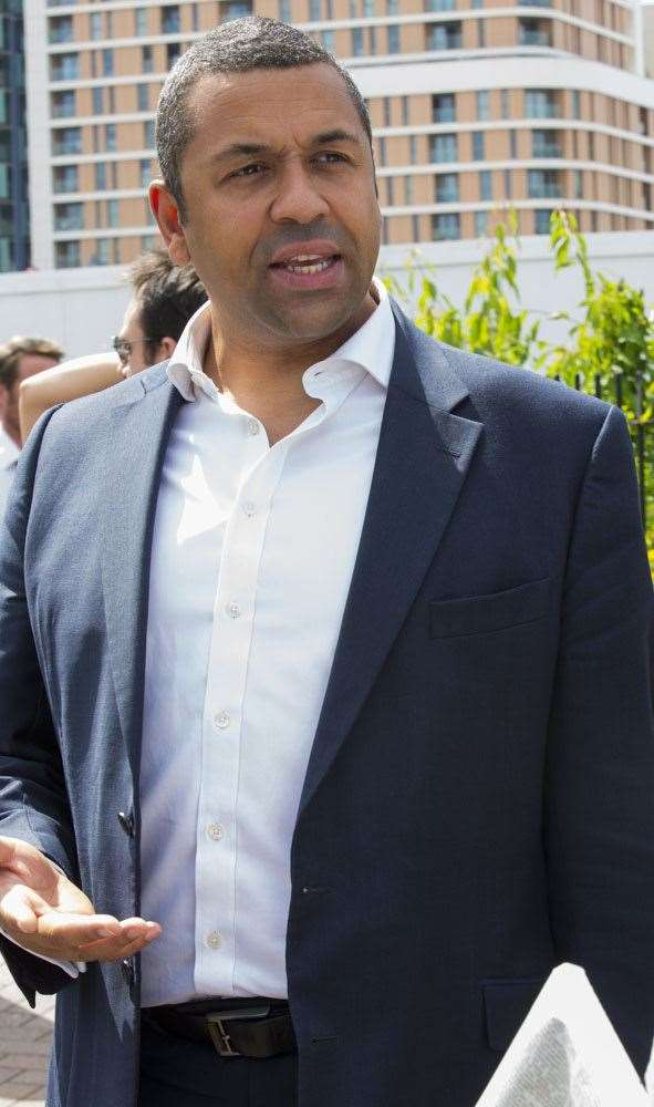 Braintree MP James Cleverly. (15570912)