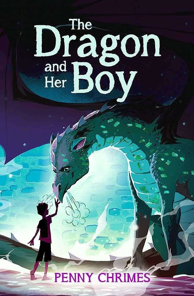 The Dragon and Her Boy by Penny Chrimes (43776184)