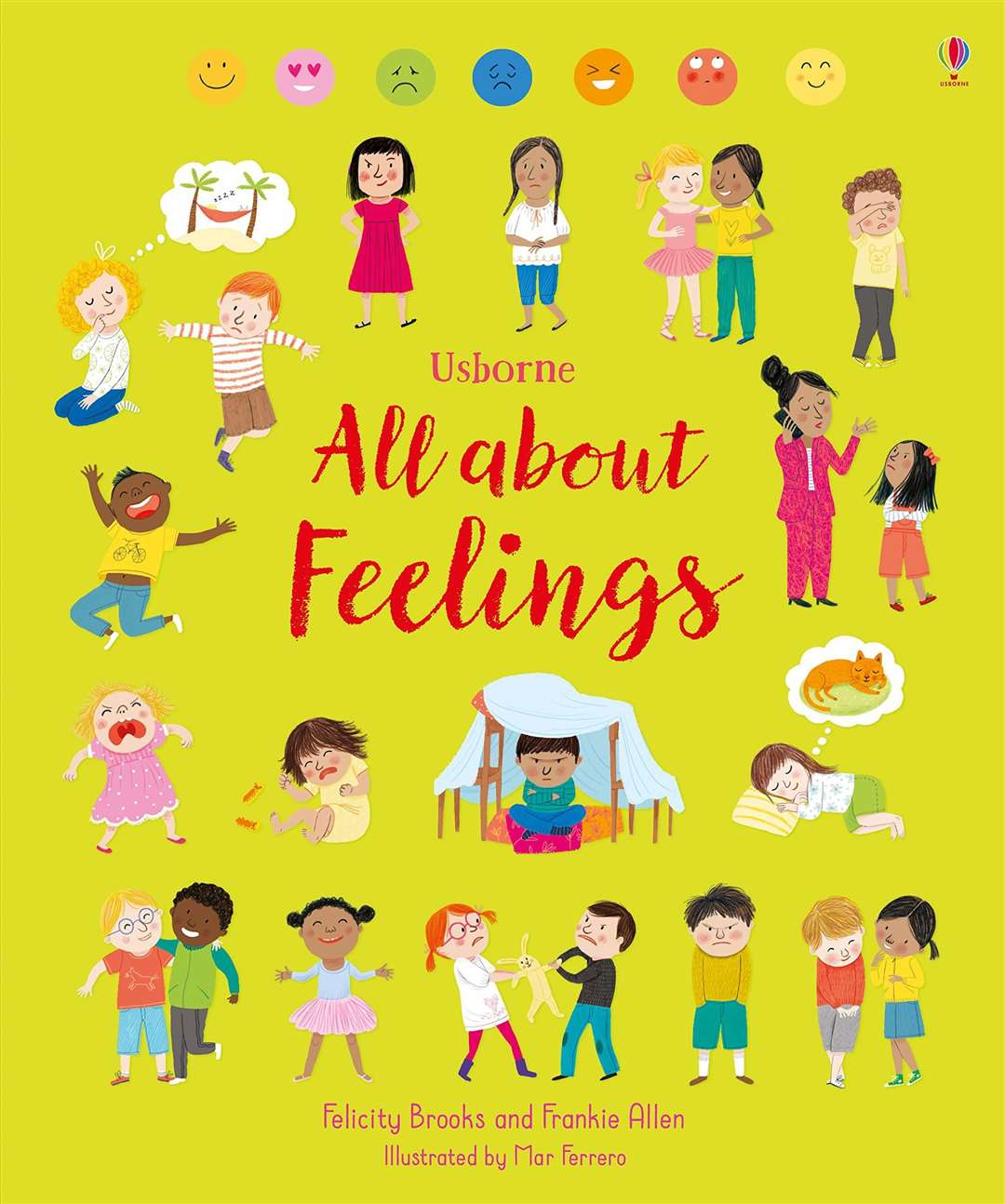 All About Feelings by Felicity Brooks (43003811)