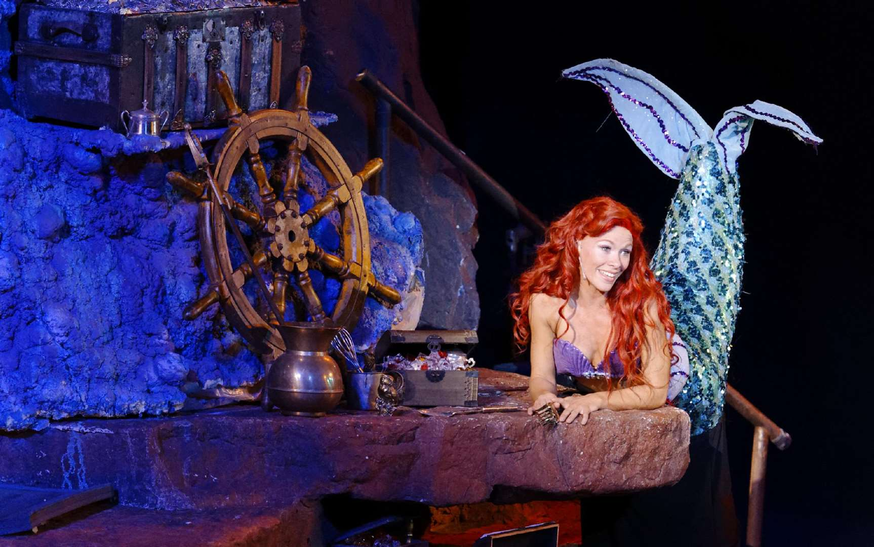 Disney's The Little Mermaid Picture: Dave Becker