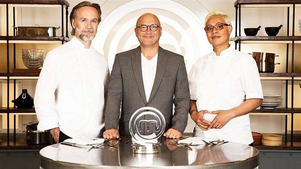 Judges Marcus Wareing, Gregg Wallace and Monica Galetti (43625618)