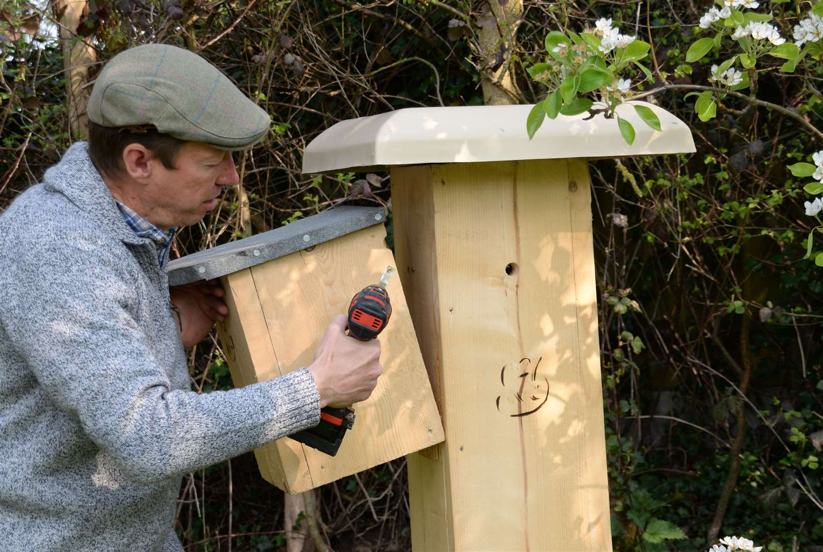 The couple who mean bees-ness when it comes to saving honeybees