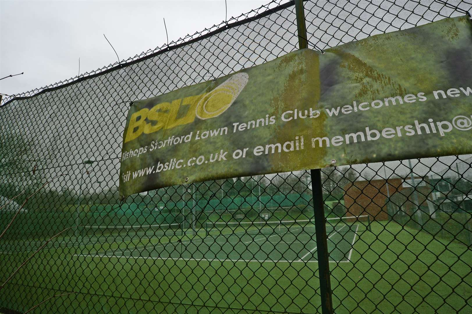 Bishop's Stortford Lawn Tennis Club in Cricketfield Lane. Picture: Vikki Lince