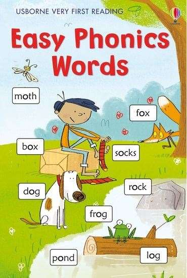 Easy Phonic Words by Mairi MacKinnon (43942252)