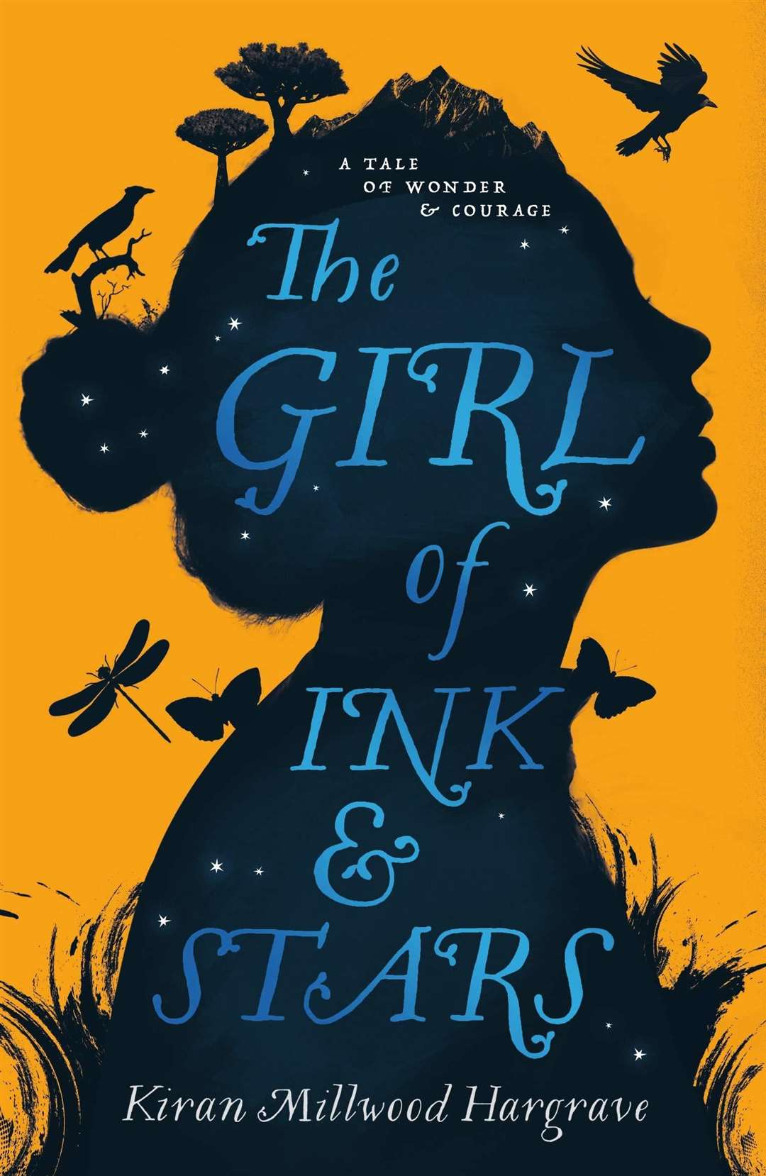 The Girl of Ink and Stars by Kiran Millwood Hargrave (39035235)