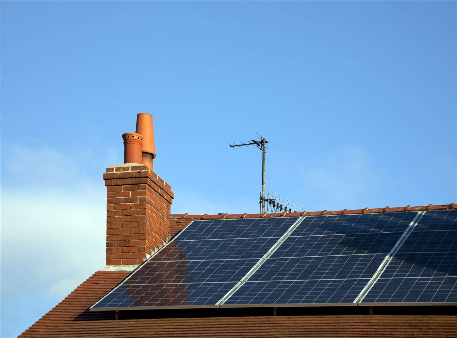 Louise is regularly asked why solar panels are not on all of the new homes being built in Bishop's Stortford