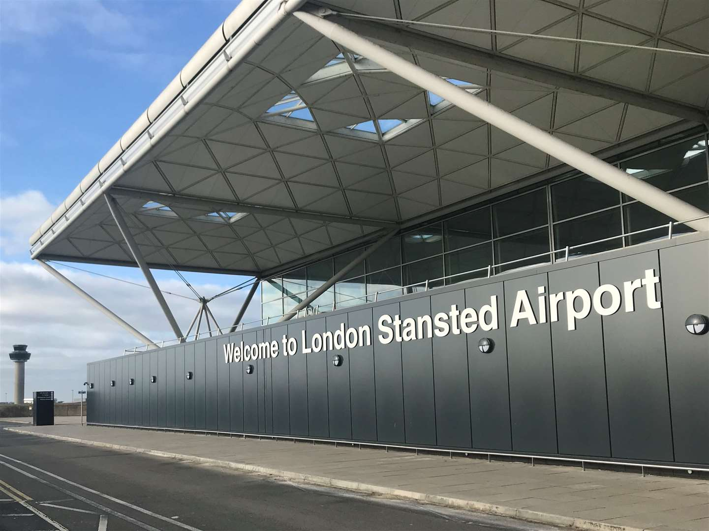 Stansted Airport terminal (45745043)
