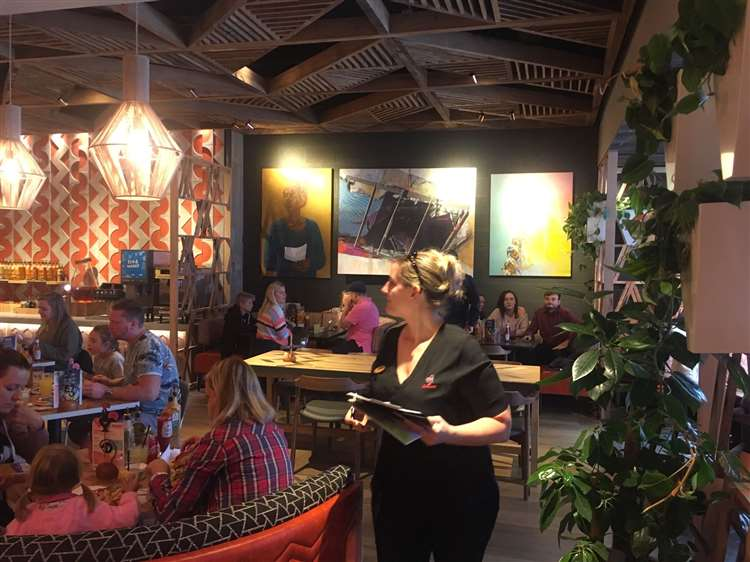 Nando's to open its Bishop's Stortford restaurant a week early
