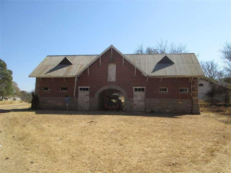Cecil John Rhodes Matobo Memorial Museum (36398966)