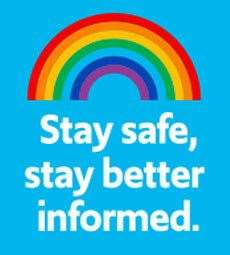 Stay safe, stay better informed (34684585)