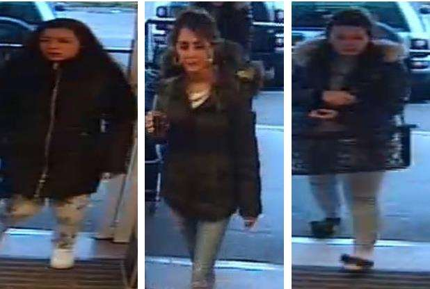 If you can identify any of these women, please contact Stortford police by calling 101. (5856477)