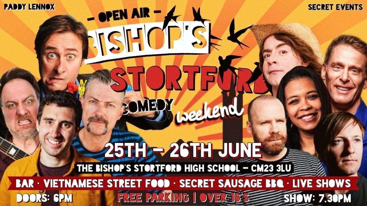 Bishop's Stortford Outdoor Comedy Weekend (48033668)