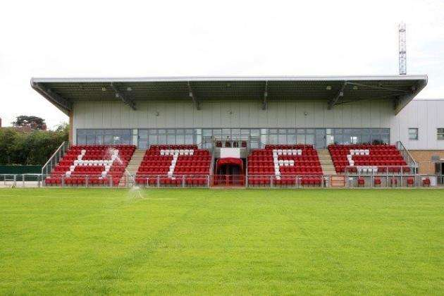 The Hawks play at the Harlow Arena, which has a capacity of 3,500 (500 seated)