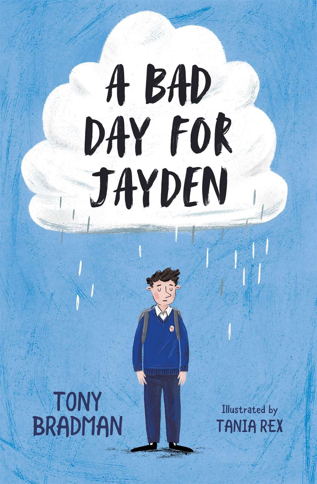 A Bad Day For Jayden by Tony Bradman (42617224)