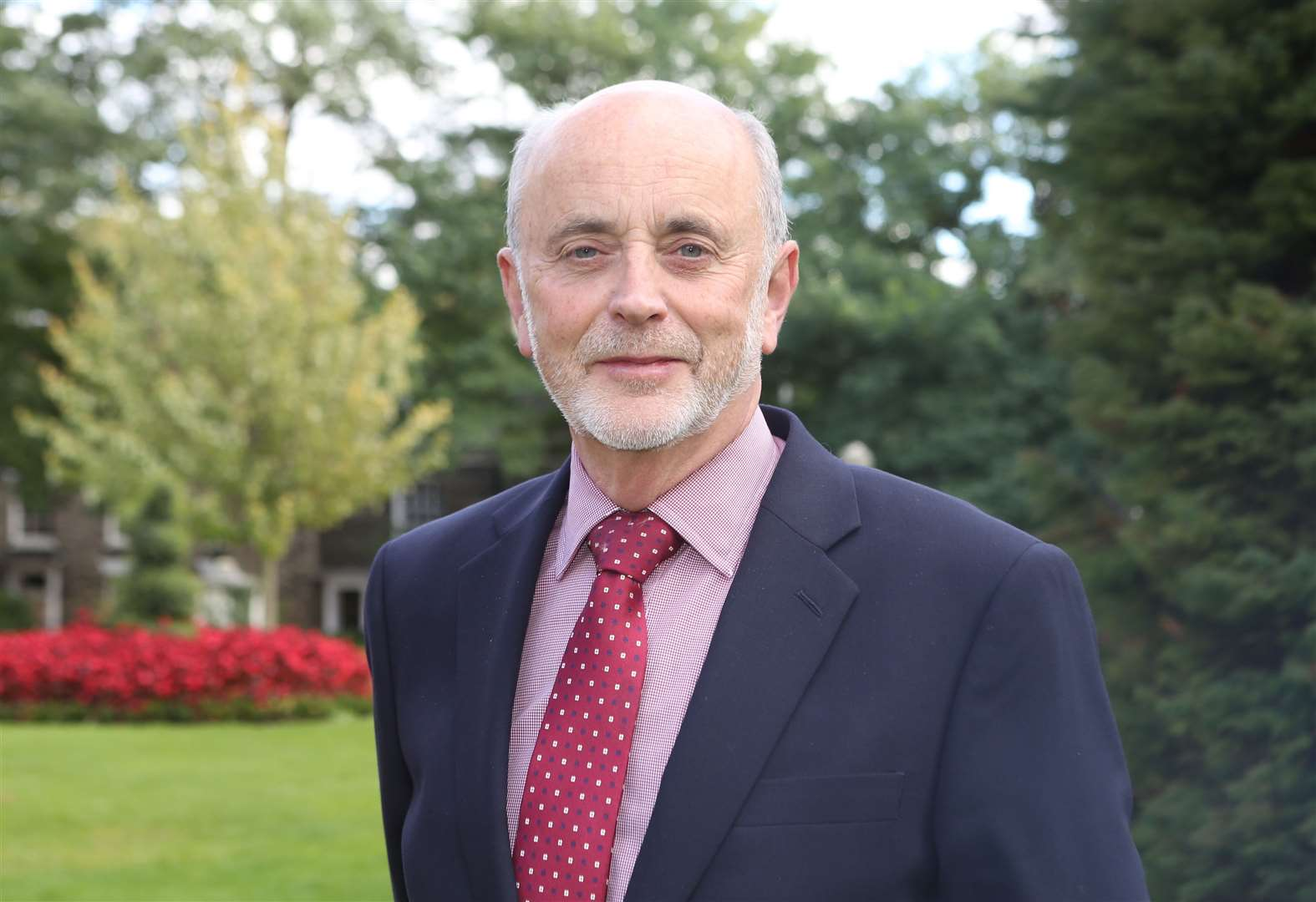Stansted and Newport county councillor Ray Gooding (43579281)