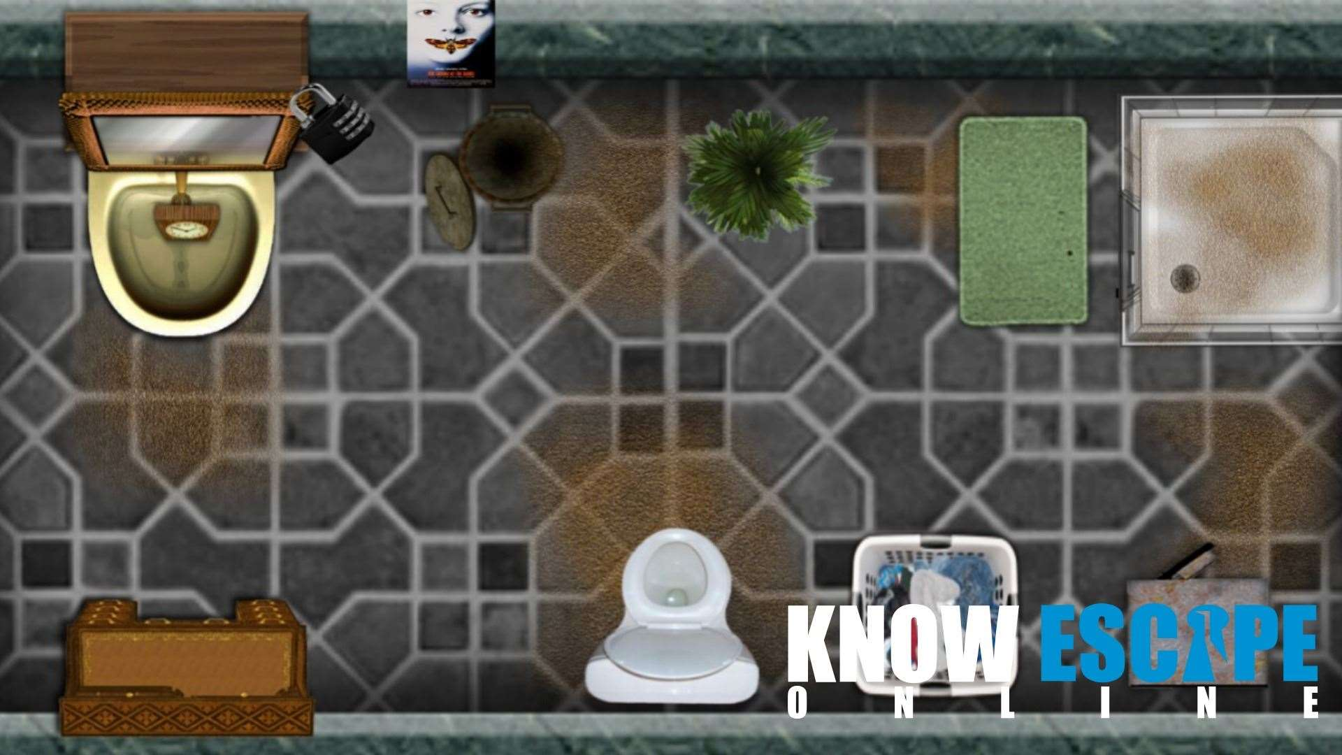 Know Escape - Alex's Bathroom (34141345)