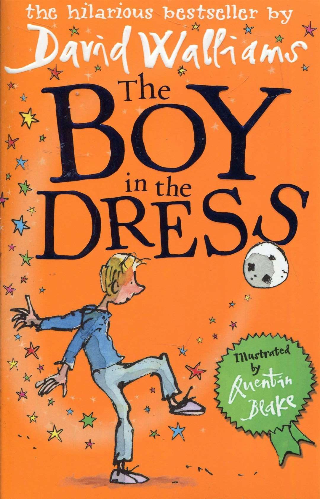 The Boy in the Dress by David Walliams (44164558)