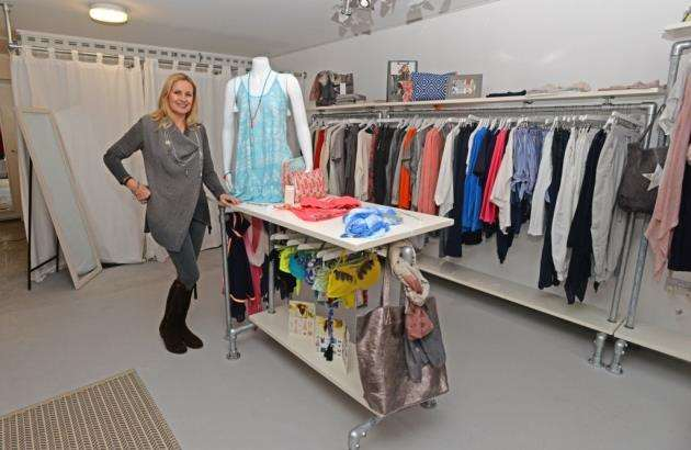 Mie-Style, Riverside Walk, Bishops Stortford. Tracey Calvert has re-opened her store in a new location. Pic: Vikki Lince