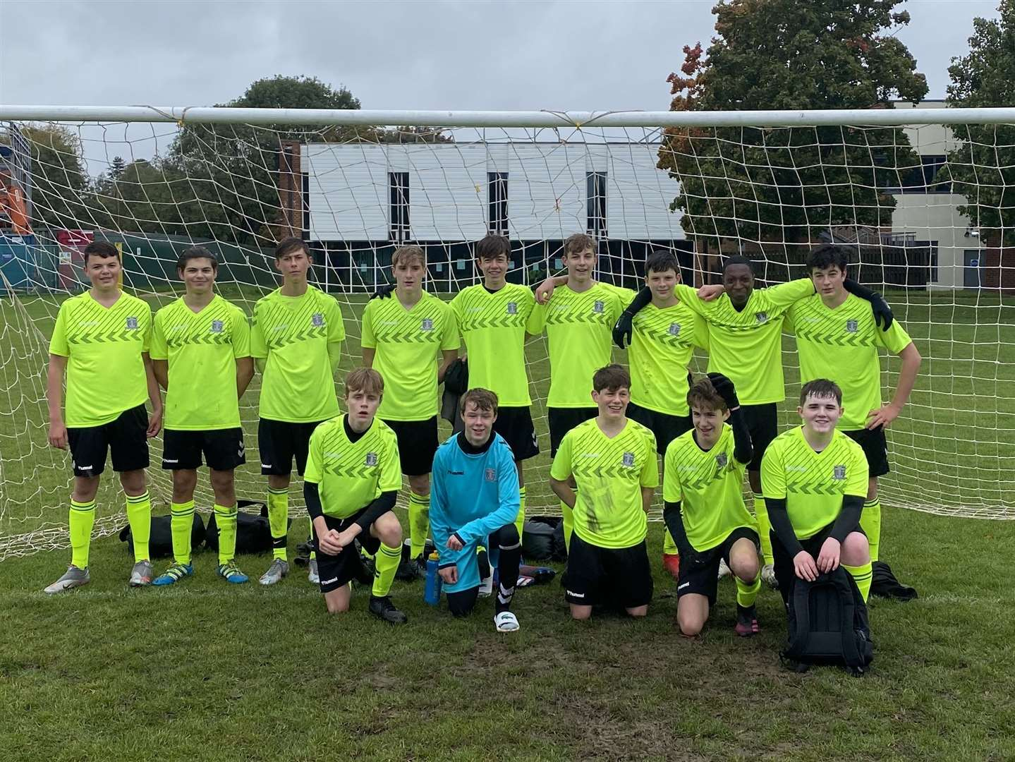 Real Stortford under-16 Falcons (42557036)