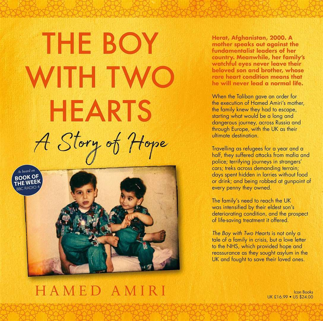 The Boy With Two Hearts by Hamed Amiri (41293305)