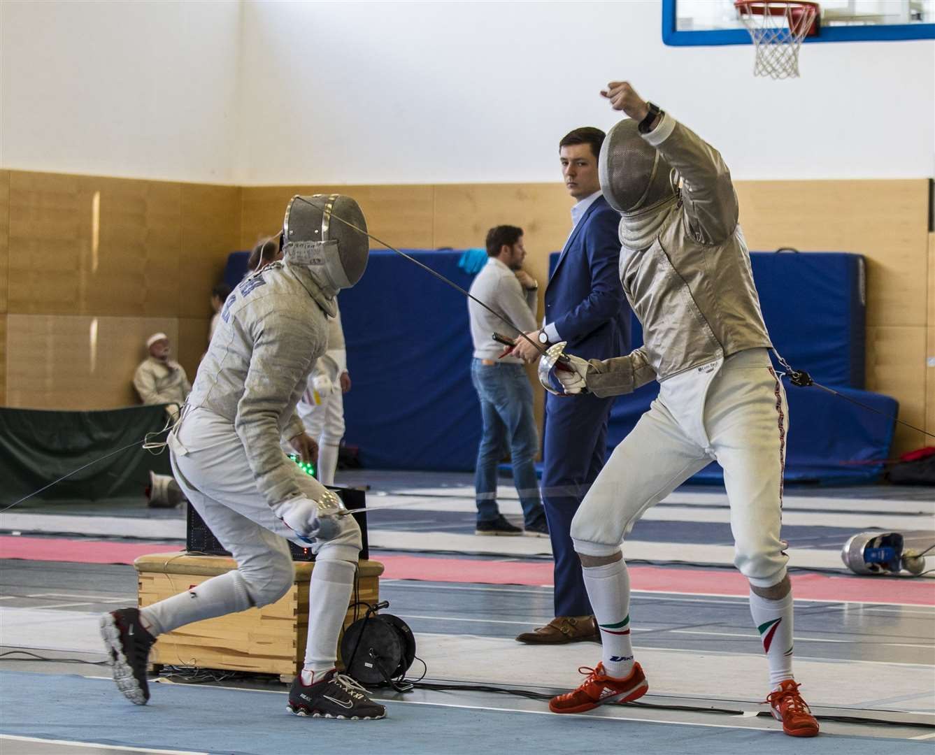 Picture from Stort Valley Sabre Club website (43785370)