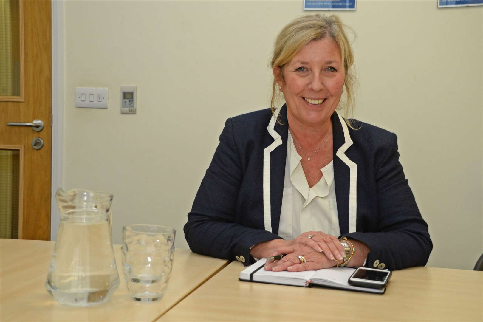 Julie Marson MP - Hertford and Stortford..Pic: Vikki Lince. (44226026)