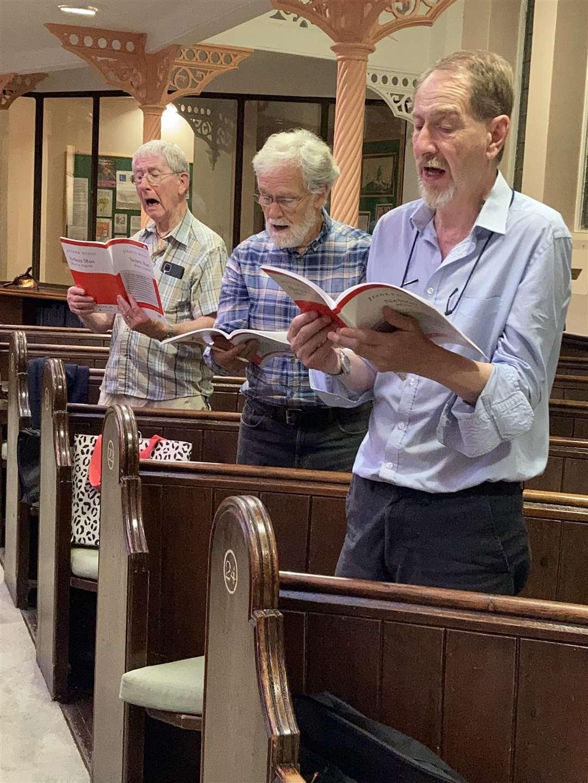 Bishop's Stortford Choral Society resumes rehearsals (51174894)