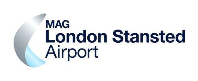 Stansted Airport logo for Indies