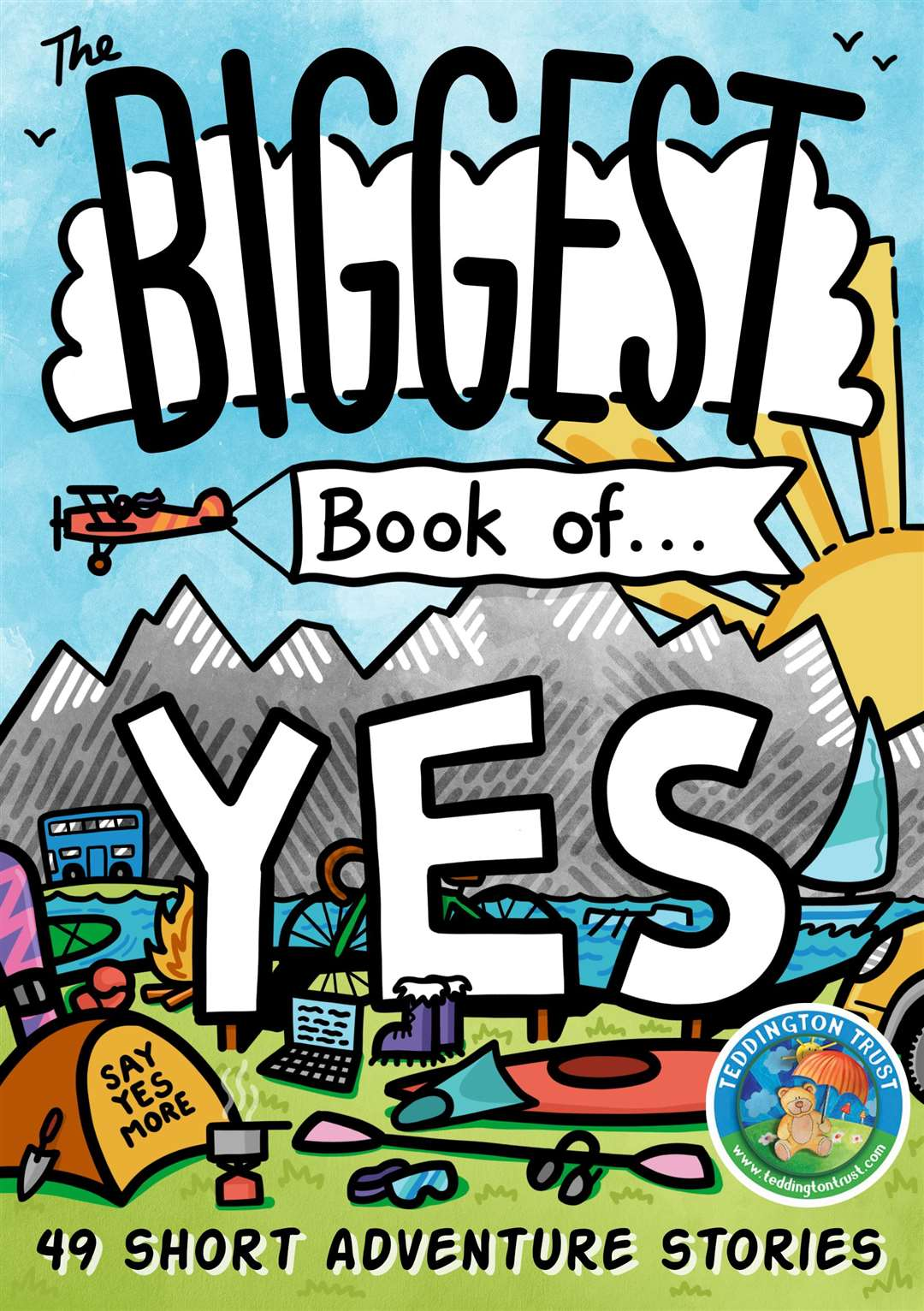 The Biggest Book of... Yes is the third anthology from The Yes Tribe