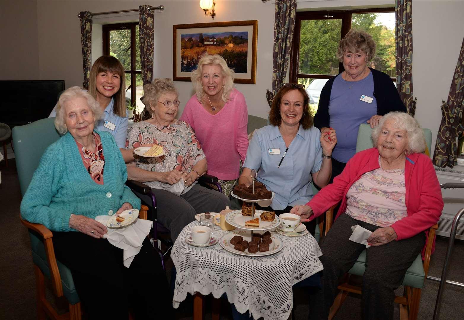 Deliver joy to elderly residents of Bishop's Stortford care home Premier Court Bupa by sending ...