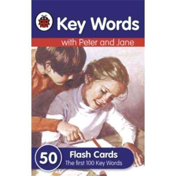 Key Words with Peter and Jane by Ladybird (43942258)