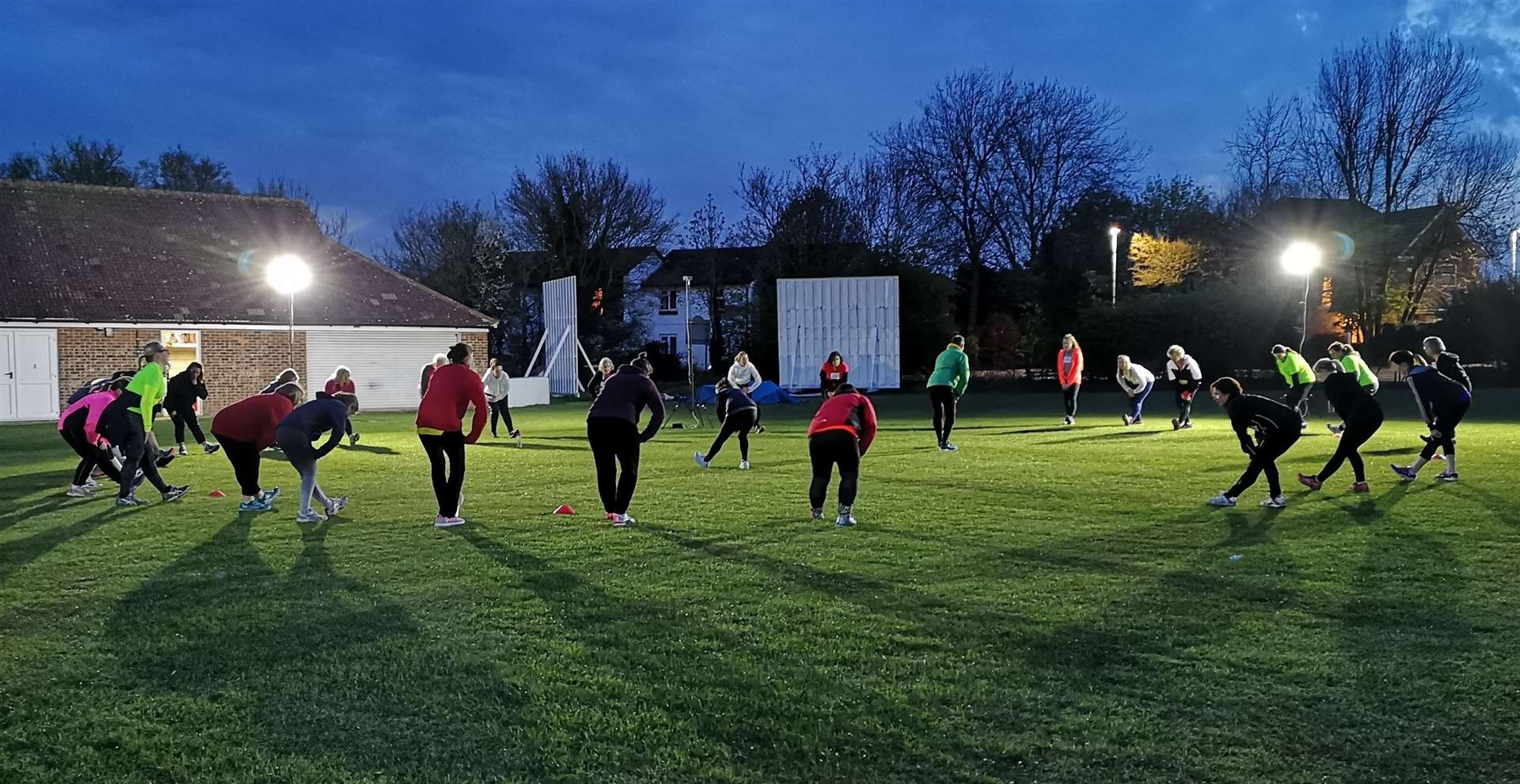 Bishop's Stortford Running Club beginners' course (45061925)