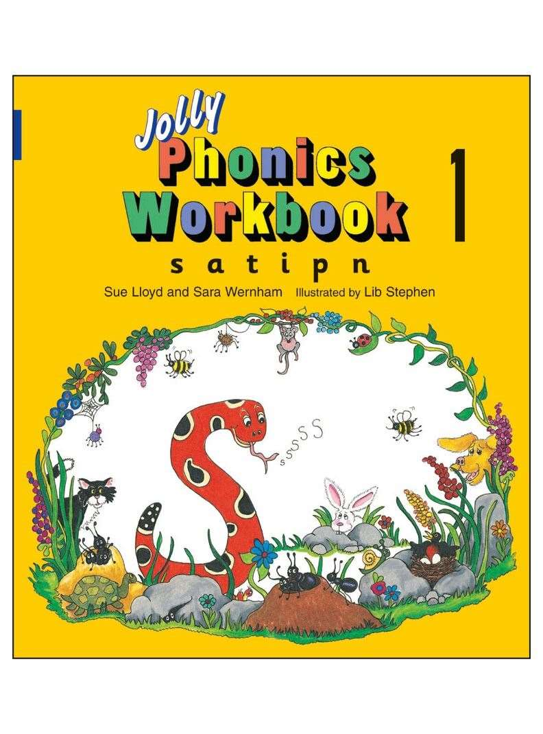 Jolly Phonics Workshop by Sue Lloyd and Sara Wernham (43942262)