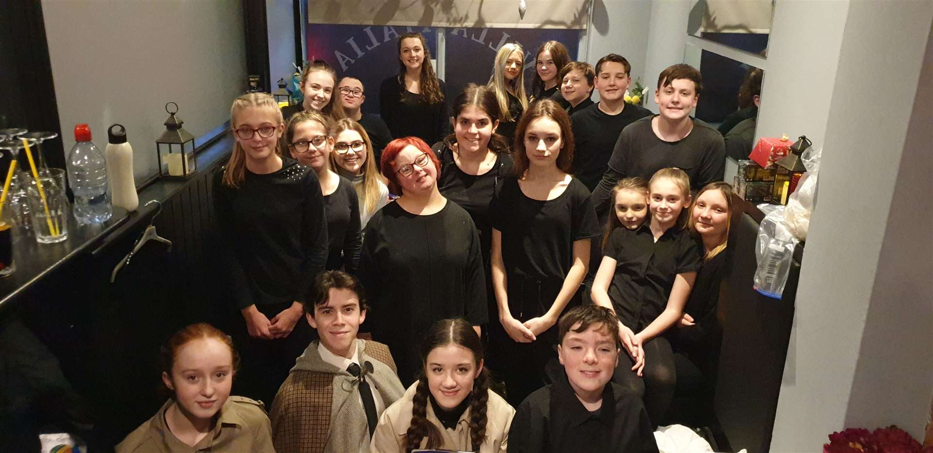 Youth CREATE performed an Italian murder mystery (24490051)