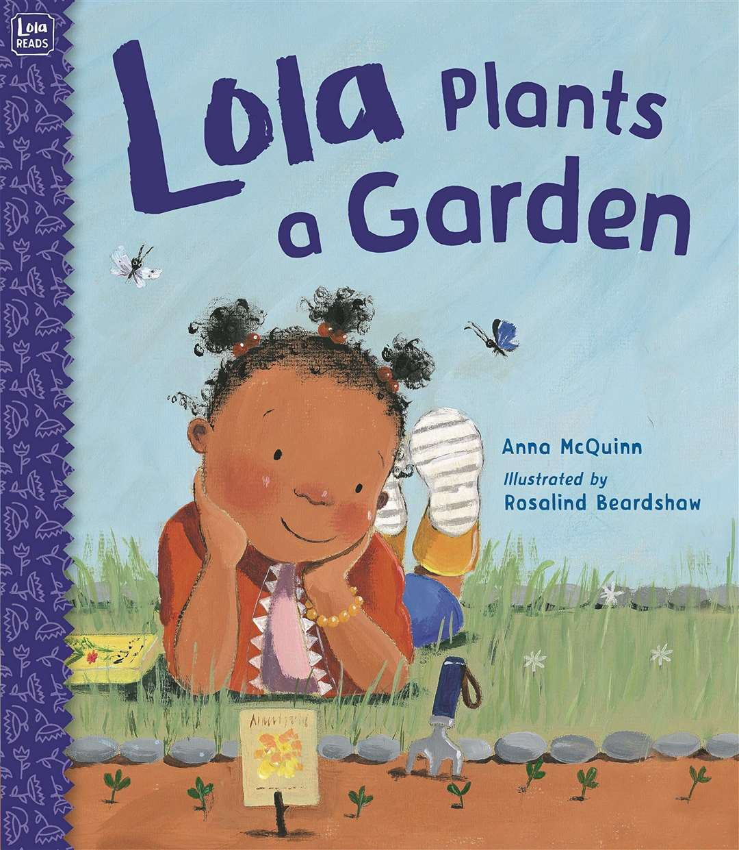 Lola Plants a Garden by Anna McQuinn (46204152)