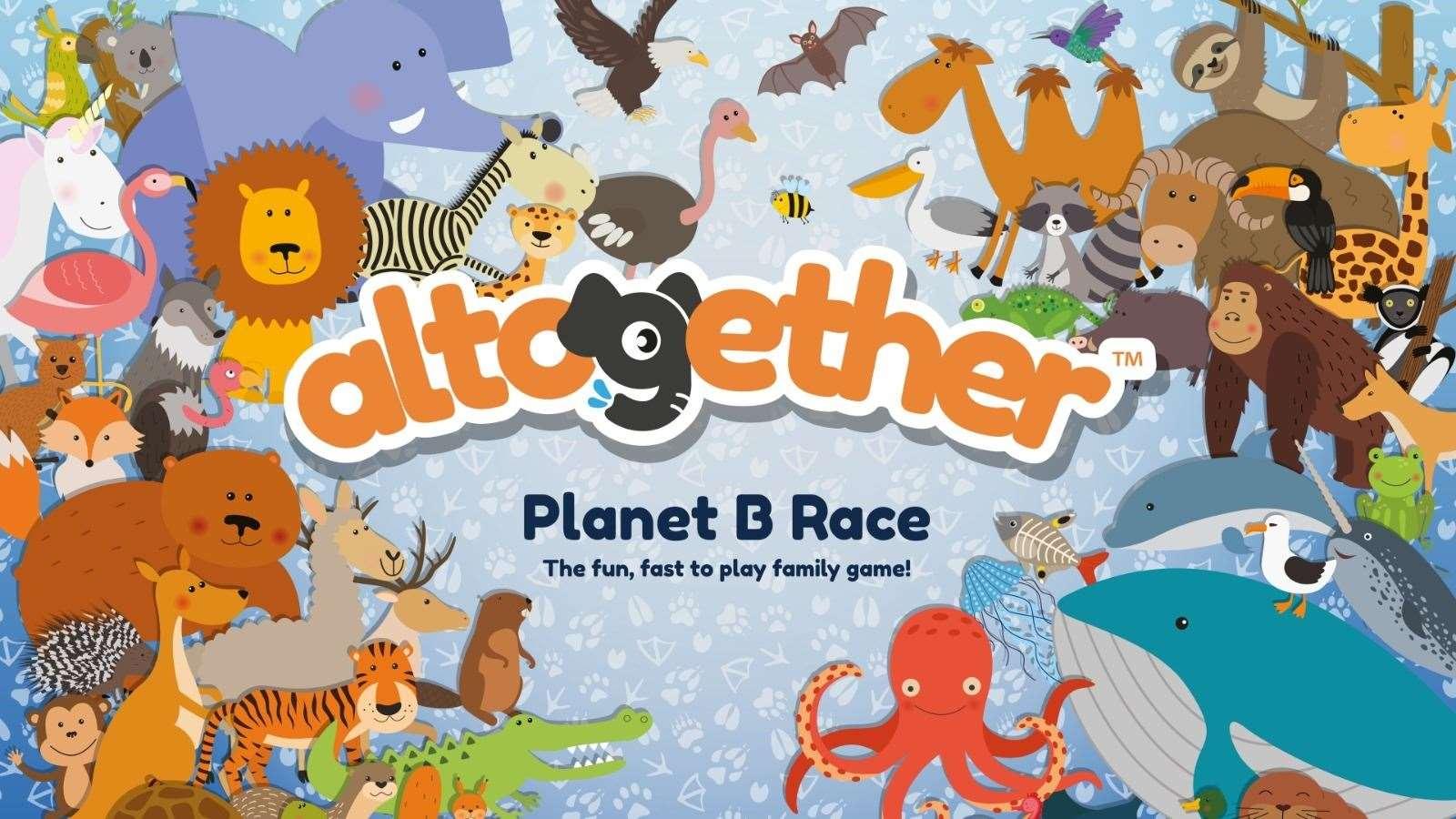 Planet B Race (32378179)